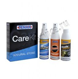 набор care kit natural tenax