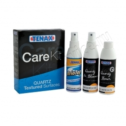 набор care kit quarz textured tenax